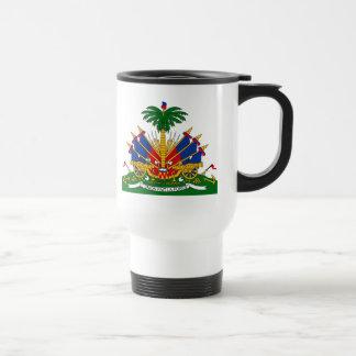 haiti emblem travel mug