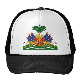 haiti emblem trucker hat
