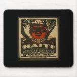 Haití en el teatro de Copley, Alfombrillas De Ratón