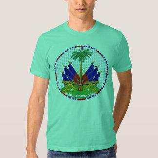 Haiti encircled shirt