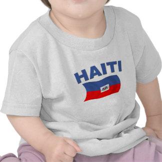 Haiti Flag 1 Tshirt