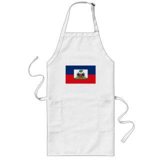 Haiti Flag Apron