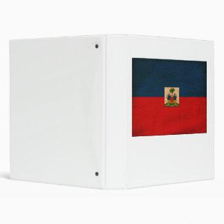 Haiti Flag Binder