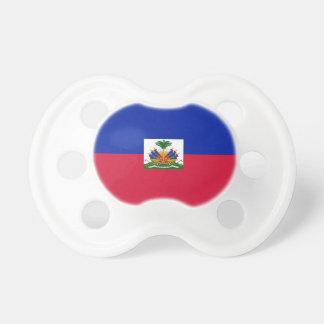 Haiti Flag Booginhead Pacifier