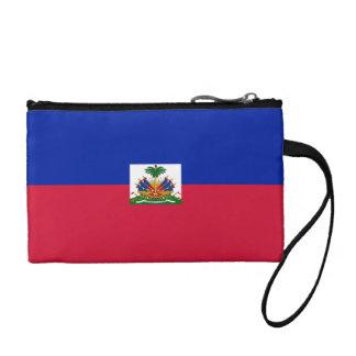 Haiti Flag Coin Purse