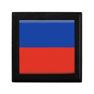 Haiti Flag Gift Box