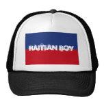 Haiti Flag Gifts Trucker Hat