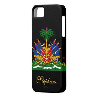 Haiti Flag iPhone SE/5/5s Case
