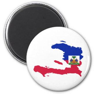 Haiti Flag Map HT Magnets