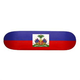 Haiti Flag Skate Board Decks
