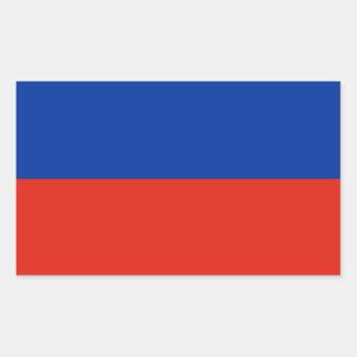 Haiti Flag Stickers