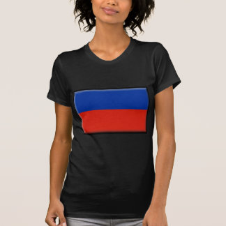 Haiti Flag Tee Shirt