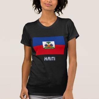 Haiti Flag with Name Tshirts