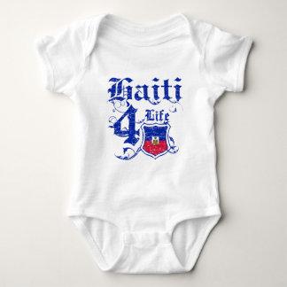 Haiti for life baby bodysuit