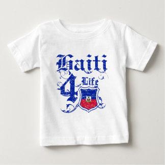 Haiti for life baby T-Shirt