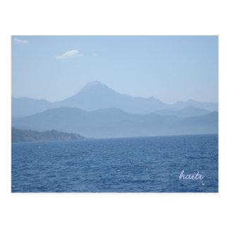 Haití geográfico tarjeta postal