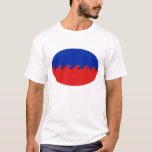 Haiti Gnarly Flag T-Shirt