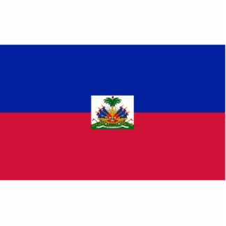 Haiti – Haitian Flag Cutout