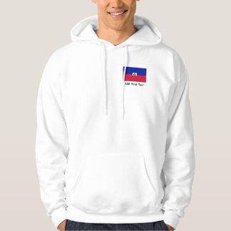Haiti – Haitian Flag Hoodie