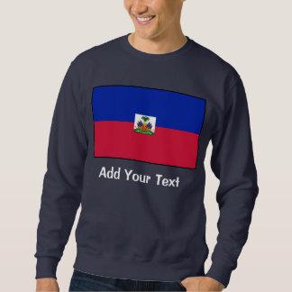 Haiti – Haitian Flag Sweatshirt