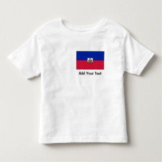 Haiti – Haitian Flag Toddler T-shirt