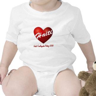 Haiti Heart Earthquake Relief Shirts