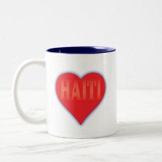 Haiti Heart Mug