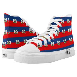 Haiti High-Top Sneakers
