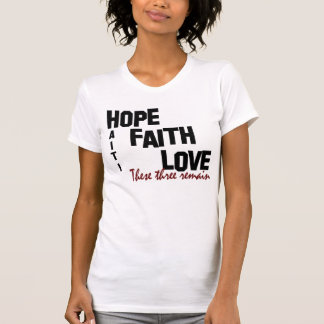 Haiti - Hope Faith Love T-Shirt