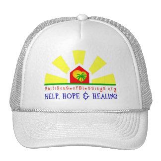 Haiti House of Blessings Ball Cap Mesh Hat