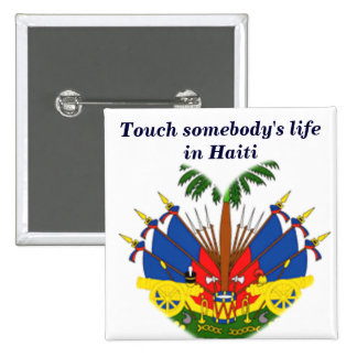 Haiti In Need_ Button Pins