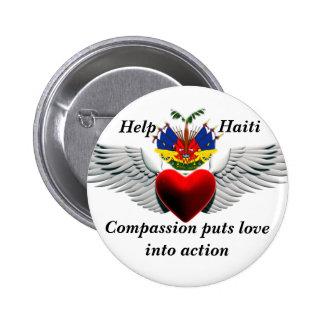 Haiti In Need_ Button