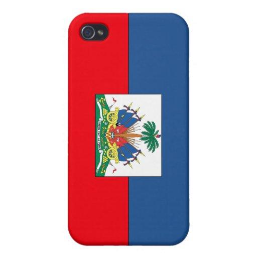 Haití iPhone 4 Carcasas