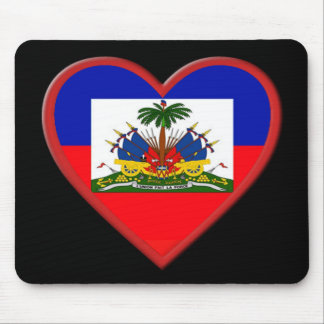 Haiti is In our hearts Mouse Pad