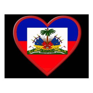 Haiti is In our hearts Post Card