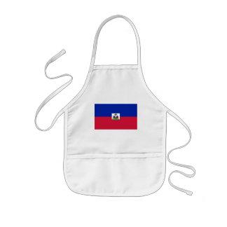 haiti kids' apron
