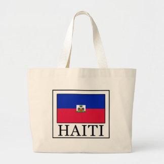 Haiti Large Tote Bag