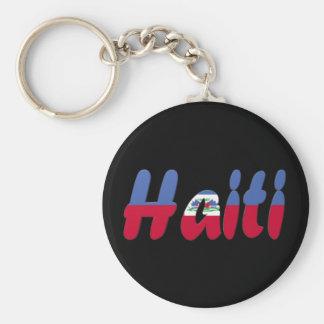 Haití Llavero Redondo Tipo Pin