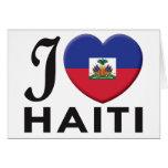Haiti Love Card
