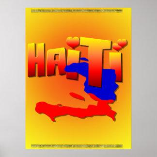 HAITI LOVE Print