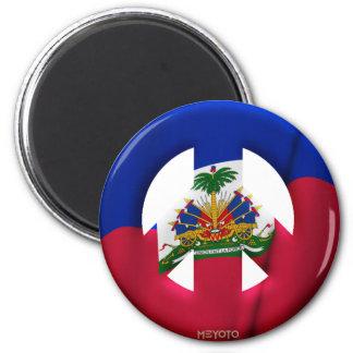 Haiti Fridge Magnet