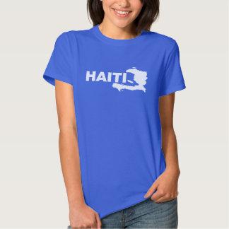 Haiti Map T-Shirt