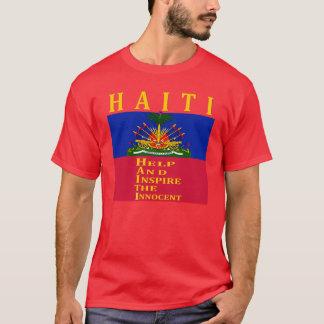 HAITI (Mojisola A Gbadamosi Design ) T-Shirt