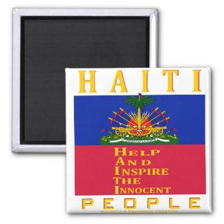 HAITI (Mojisola A Gbadamosi ) Magnet