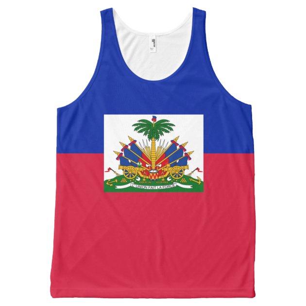 Haitian Flag Crop Shirt Bing Images