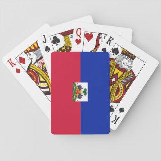 Haiti National World Flag Playing Cards