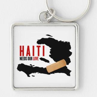 Haití necesita nuestro amor llavero