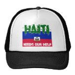 Haiti Needs Our Help Trucker Hat