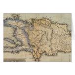 Haiti or Saint Domingo Card