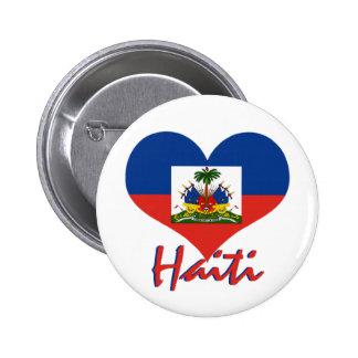 Haiti Pinback Button